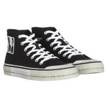 Sneakers KAMPUS II Legend of Karl Hi Black Canvas