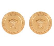 Schmuck Medusa Earring Oro gold