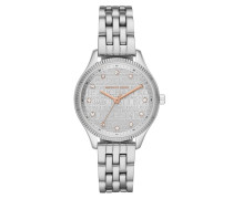 Uhr Lexington Jetset Watch Silver