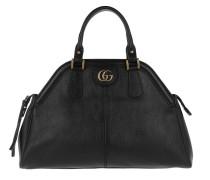 ReBelle Medium Top Handle Bag Black Tote