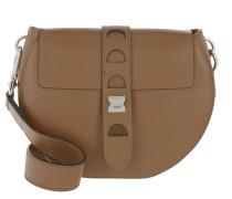 Carousel Design Small Crossbody Bag Cuir Tasche