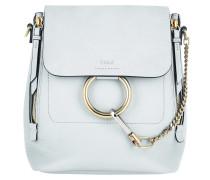 Faye Backpack Small Airy Grey Rucksack