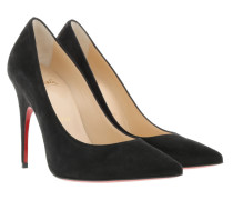 Pumps Alminette 100 Pumps Velours Black schwarz