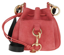 Beuteltasche Tony Small Shoulder Bag Pink rot