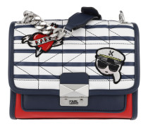 Captain Karl Stripes Mini Handbag Stripes Tasche