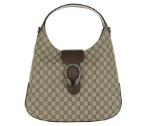 Dionysus Medium GG Supreme Hobo /Ebony Bag