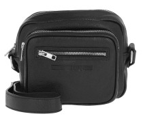 Umhängetasche Medium Crossbody Bag Black schwarz