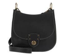 Convertible Crossbody Large Black Tasche
