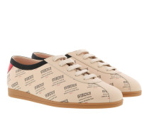 Falacer Gucci Stamp Print Sneakers  Sneakers