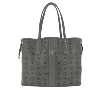 Shopper Project Visetos Reversible Shopper Medium Phantom Grey Tote