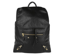 Giant Traveller Backpack Black Rucksack