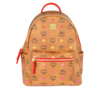 Rucksack Stark Spektrum Studs Visetos Backpack Cognac Spektrum cognac