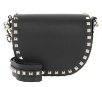 Rockstud Bag Leather Black Tasche