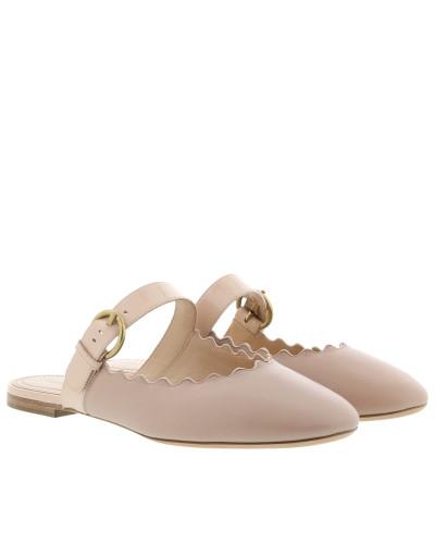 Lauren Mules Pink Tea Schuhe
