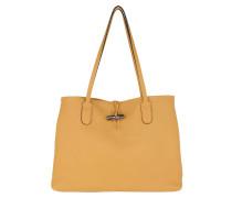 Shopper Roseau Essential Shoulder Bag L Honey gelb