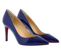 Pigalle 85 Patent Pumps Purple Pumps