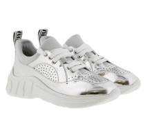 Sneakers Metal Tech Sneakers Silver silber