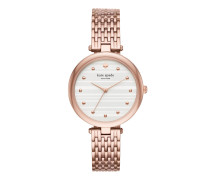 KSW1435 Varick Classic Watch Rose Uhr