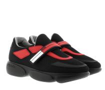 Sneakers Cloudbust Sneakers Nero/Rosso schwarz