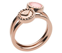 Ring Essential Jewellery Set EGS2694221 Rose Gold