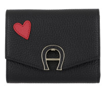 Portemonnaies Fashion Wallet Black schwarz