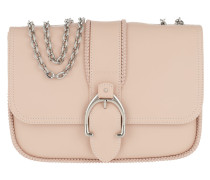 9ead45a33d888 Umhängetasche Paris Shoulder Bag Leather Powder rosa. Longchamp