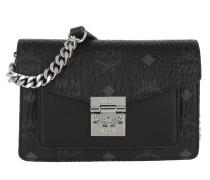 Gürteltasche Patricia Visetos Belt Bag Xmini Black schwarz