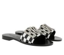 Diorevolution Sandals Leather Black Sandalen