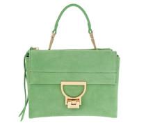 Arlettis Suede Crossbody Bag 3 Vert Tasche