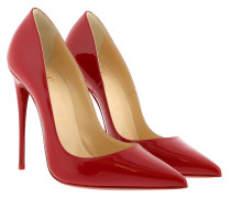 So Kate Pumps 120 Patent Leather Loubi Red Pumps