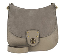 Millbrook Convertible Crossbody Bag Large Taupe Tasche