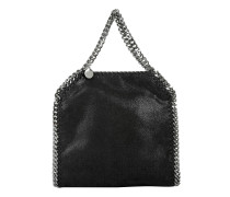 Mini Falabella 3Chains Light Black Tote