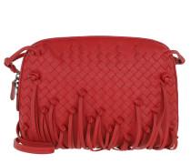 Umhängetasche Nodini Shoulder Bag Fringes China Red