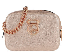 Rubylou Mini Disco Bag Rose Gold Tasche