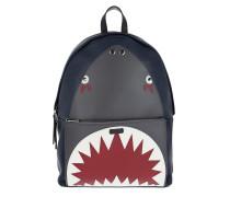 Ulisse Backpack Shark Blu D Rucksack