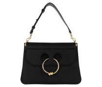 Medium Pierce Bag Black Tote