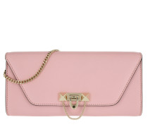 Demilune Clutch Pink