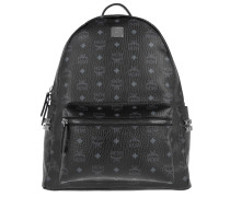 Stark Backpack Medium Black Rucksack