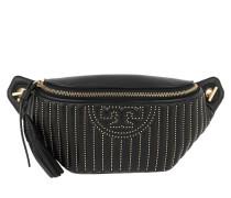 Gürteltasche Fleming Studded Belt Bag Black schwarz