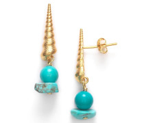 Ohrringe Turret Shell Earring Biscay Bay