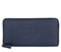 Portemonnaie Huntley Zip Wallet Medium Navy blau