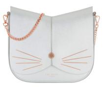 Kittii Cat Umhängetasche Bag Xmid Silver