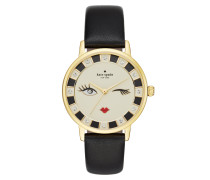 KSW1052 Metro Watch Gold Uhr