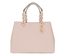 Cynthia MD Convertible Satchel Bag Soft Pink Tote