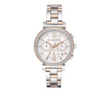 MK6558 Sofie Jetset Watch Silver Uhr