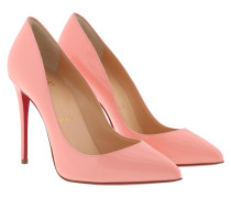 Pumps Pigalle Follies 100 Patent Pump Red Jupon rosa