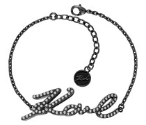 Schmuck Pearl Karl Script Bracelet Multicolour silber