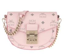 Umhängetasche Patricia Visetos Mini Crossbody Bag Powder Pink