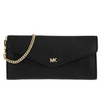 Portemonnaies LG Chain Convertible Envelope Carryall Black schwarz
