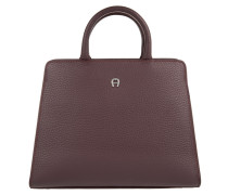 Cybill Mini Bag Burgundy Tasche